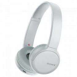 слушалки Sony WH-CH510 (бял)