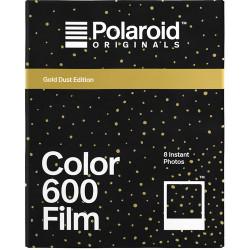 Polaroid Originals 600 цветен Gold Dust
