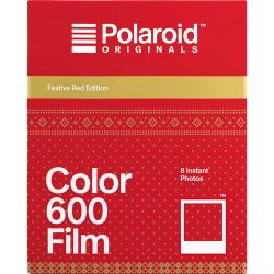 Polaroid Originals 600 цветен Festive Red