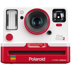 фотоапарат за моментални снимки Polaroid One Step 2 I-Type Red