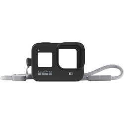 GoPro AJSST-001 Sleeve + Lanyard Blackout for HERO8