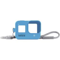 Accessory GoPro AJSST-003 Sleeve + Lanyard Bluebird for HERO8