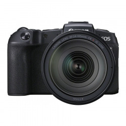 Camera Canon EOS RP + adapter for EF / EF-S lenses + Lens Canon RF 24-105mm f/4L IS USM + Lens Canon RF 35mm f/1.8 Macro