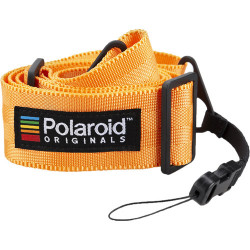 ремък Polaroid Originals Camera Strap Flat (оранжев)
