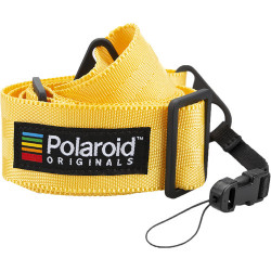 ремък Polaroid Originals Camera Strap Flat (жълт)