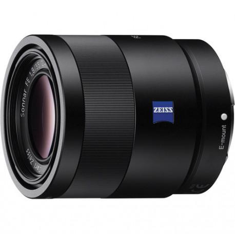 Sony FE 55mm f / 1.8 Sonnar T * ZA