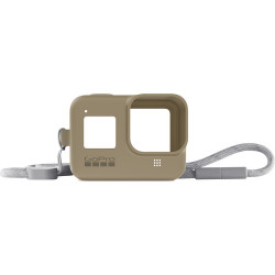 Accessory GoPro AJSST-006 Sleeve + Lanyard Sand for HERO8