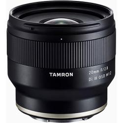 Lens Tamron 20mm f / 2.8 Di III OSD M 1: 2 for Sony E