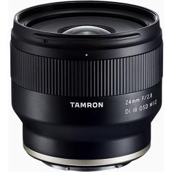 Lens Tamron 24mm f / 2.8 Di III OSD M 1: 2 for Sony E