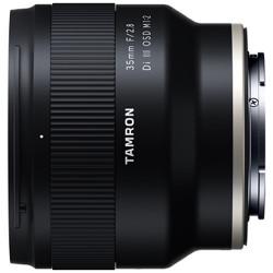 обектив Tamron 35mm f/2.8 Di III OSD M 1:2 за Sony E