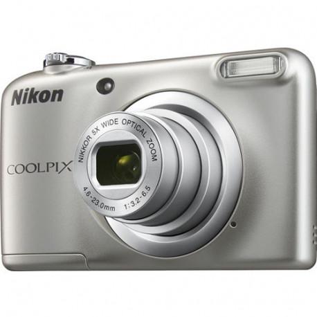 Nikon CoolPix A10 (сребрист)