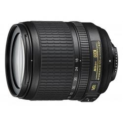 Nikon AF-S DX Nikkor 18-105mm f/3.5-5.6G ED VR (употребяван)