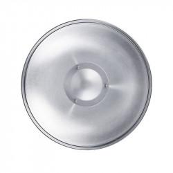 Reflector Quadralite Beauty Dish 42 cm (silver)