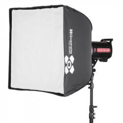 Softbox Quadralite Flex 60x60 cm high-speed softbox