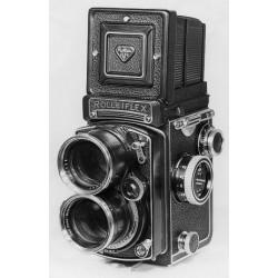 фотоапарат Tele Rolleiflex - Sonnar 135mm f/4 (употребяван)