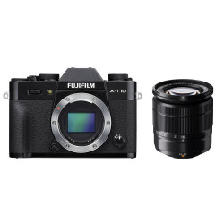 фотоапарат Fujifilm X-T10 + Fujinon XC 16-50mm f/3.5-5.6 O.I.S. II (употребяван)