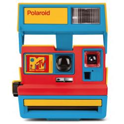 фотоапарат за моментални снимки Polaroid 600 MTV Stereo