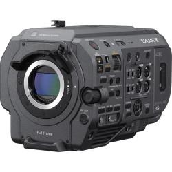 Camera Sony PXW-FX9 + Accessory Sony XDCA-FX9 extension for Sony FX9 camera + Video Device Atomos Shogun 7