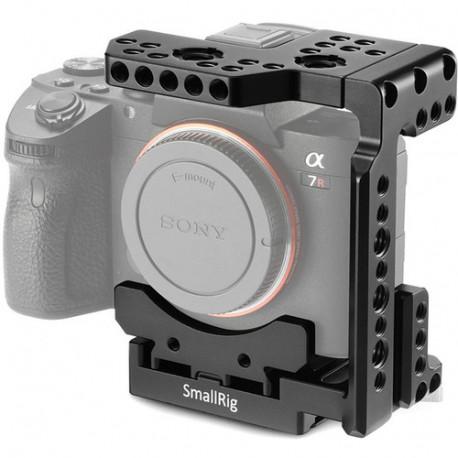 SMALLRIG 2098 QR HALF CAGE FOR SONY A7R II/A7R III/A7 II/A7S II