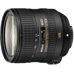 обектив Nikon AF-S 24-85mm f/3.5-4.5 VR (употребяван)