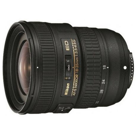 Nikon AF-S 18-35mm f/3.5-4.5G ED (употребяван)