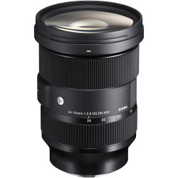 Sigma 24-70mm f/2.8 DG DN Art - Sony E
