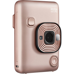фотоапарат Fujifilm Instax Mini LiPlay (Blush Gold)