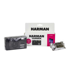 Camera Ilford Harman Reusable Camera with 2 Kentmere films