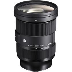 обектив Sigma 24-70mm f/2.8 DG DN Art - Leica L