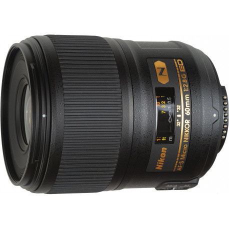 Nikon AF-S Micro Nikkor 60mm f/2.8G ED (употребяван)