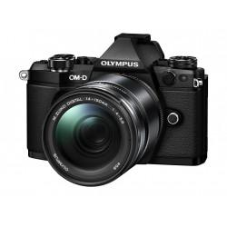фотоапарат Olympus OM-D E-M5 MARK II + обектив Olympus M.Zuiko ED 14-150mm f/4-5.6 II