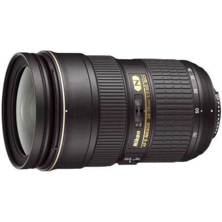 Nikon AF-S Zoom-Nikkor 24-70mm f/2.8G ED N (употребяван)