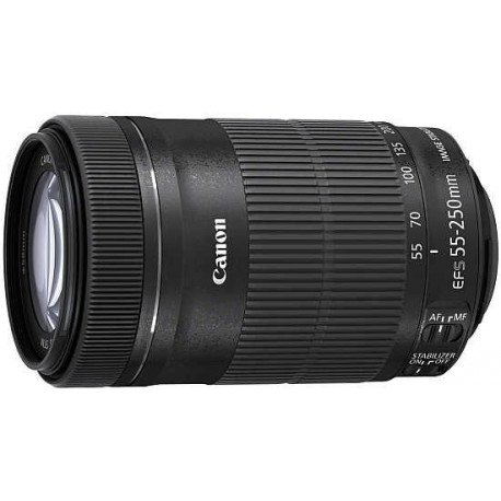 Canon EF-S 55-250mm f/4-5.6 IS STM (употребяван)