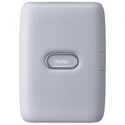 Printer Fujifilm Instax Mini Link Smartphone Printer (Ash White)