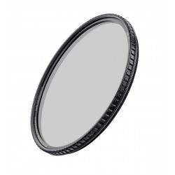 Breakthrough Photography X4-DARKCPL-6-77MM X4 Dark Circular Polarizer 6-Stop 77mm