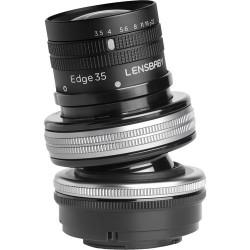 обектив Lensbaby Composer Pro II with Edge 35mm f/3.5 - Micro 4/3