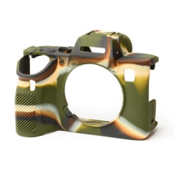 Accessory EasyCover ECSA9M2C - Silicone Protector for Sony A9II / A7RIV (camouflage)
