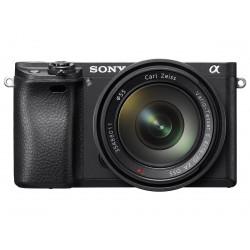фотоапарат Sony A6300 + SEL 16-50mm f/3.5-5.6 PZ OSS Black (употребяван)