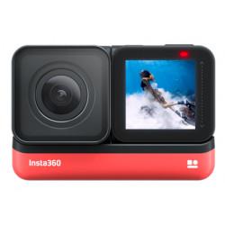 екшън камера Insta360 ONE R 4K Edition + аксесоар Insta360 Invisible Селфи стик