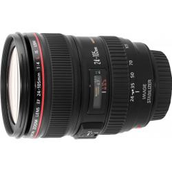 обектив Canon EF 24-105mm f/4L IS USM (употребяван)