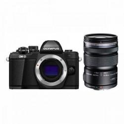 фотоапарат Olympus OM-D E-M10 II Black + Olympus ZD 12-50mm f/3.5-6.3 EZ ED (употребяван)