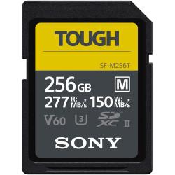 карта Sony Tough M-Series SDXC 256GB UHS-II U3