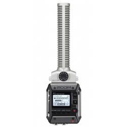 аудио рекордер Zoom F1 + SGH-6 Shotgun Mic + LMF-1 Lavalier Mic (употребяван)
