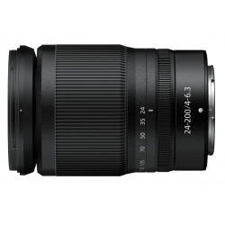 обектив Nikon NIKKOR Z 24-200mm f/4-6.3 VR
