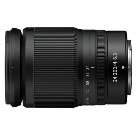 NIKON Z 24-200MM F/3.5-6.3 VR