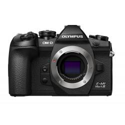 фотоапарат Olympus E-M1 Mark III + грип за батерии Olympus HLD-9 Power Battery Grip + карта SanDisk Extreme SDXC 64GB UHS-I U3
