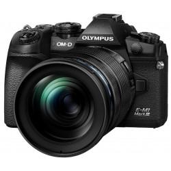 фотоапарат Olympus E-M1 Mark III + обектив Olympus M.Zuiko Digital ED 12-100mm f/4 IS PRO + грип за батерии Olympus HLD-9 Power Battery Grip + карта SanDisk Extreme SDXC 64GB UHS-I U3