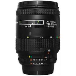 обектив Nikon AF Nikkor 28-85mm f/3.5-4.5 (употребяван)