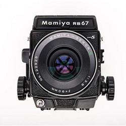 фотоапарат Mamiya RB67 + Mamiya 90mm f/3.8 (употребяван)