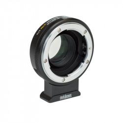 Metabones SPEED BOOSTER Ultra 0.71x - Nikon F към BMPCC 4K камера (MFT)